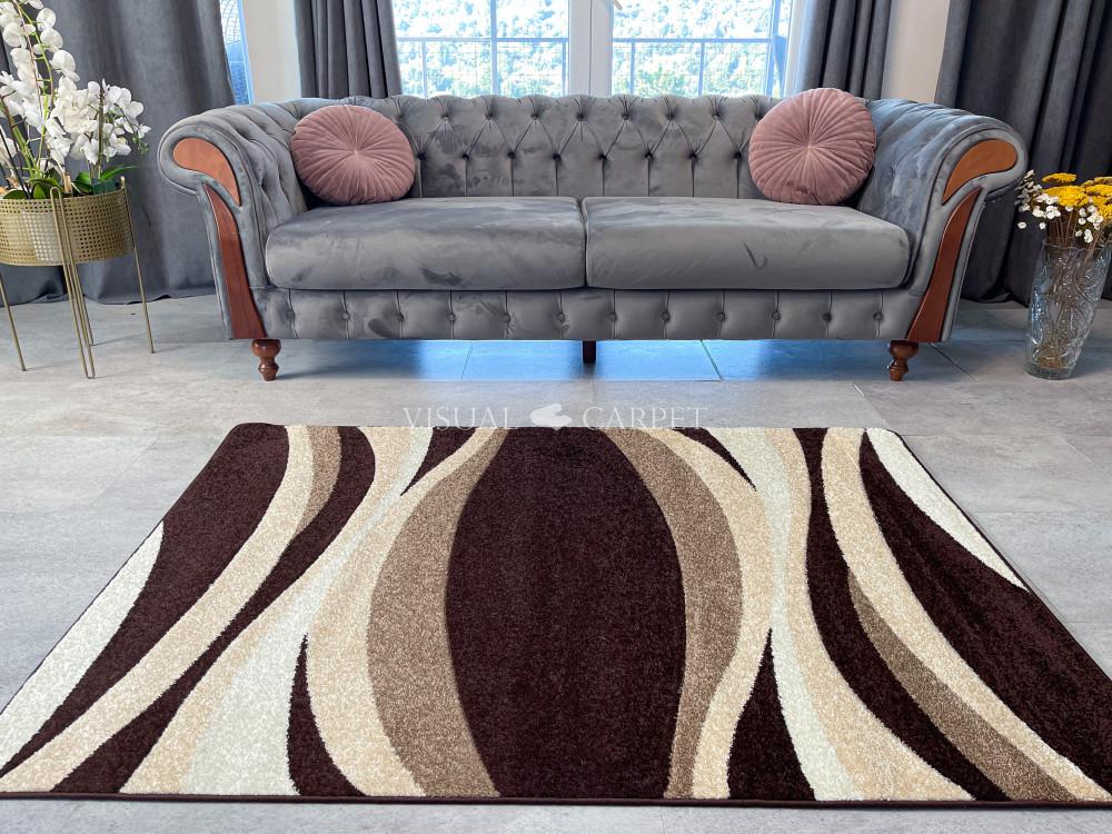 Venita 4784 brown (barna) 60x110cm